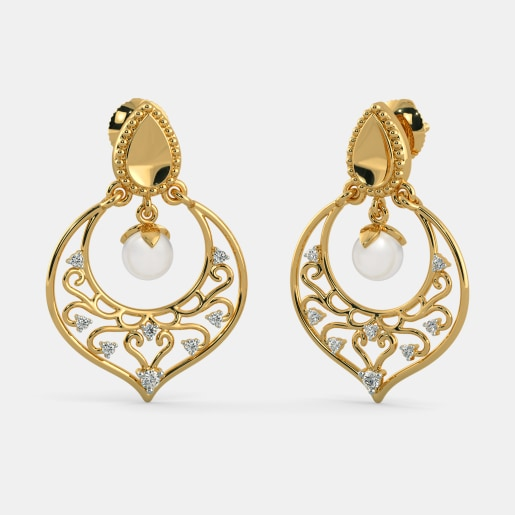Buy Chand Bali Jewellery Designs Online In India 2019 Bluestone Com