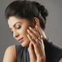 The Endear Two Finger Ring by Manasi Kirloskar