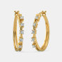 The Sifrar Hoop Earrings
