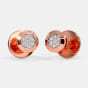 The Micro Round Stud Earrings For Kids