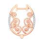 The Alice Hoop EarringsSide